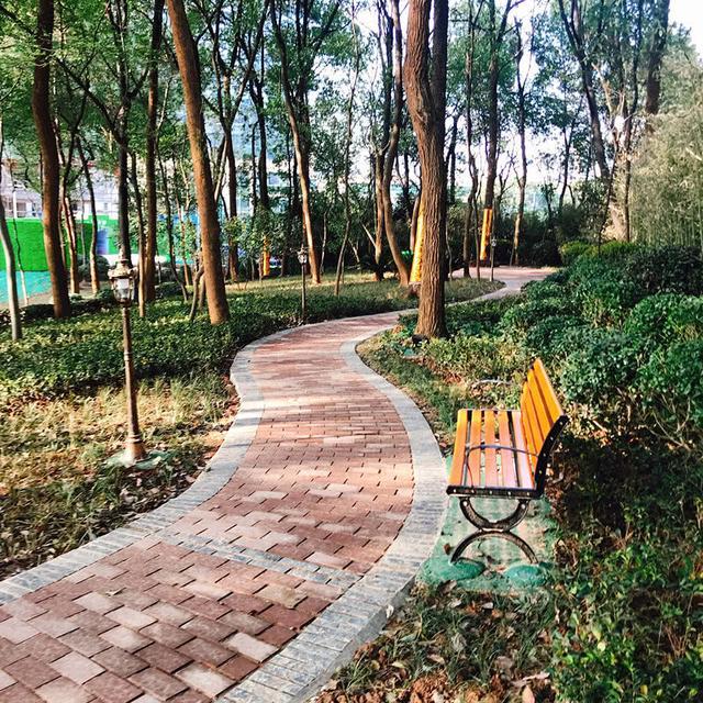 天新花园 生态公园里的家