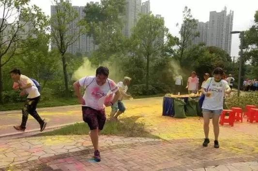 劲爆!2019保利地产第二届彩虹跑宜昌站再度来袭