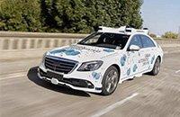 用上旗舰S级 奔驰自动驾驶项目启动