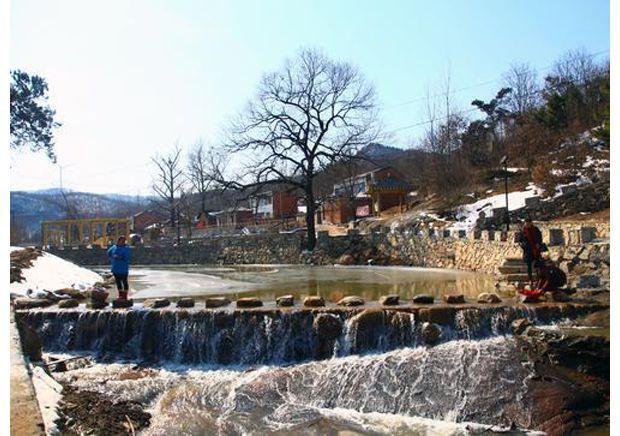 随州草店镇打造乡村旅游新村落 增加村民收入