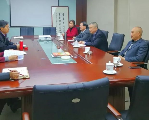 随州市炎黄文化研究会一行赴京共商己亥年寻根节事宜