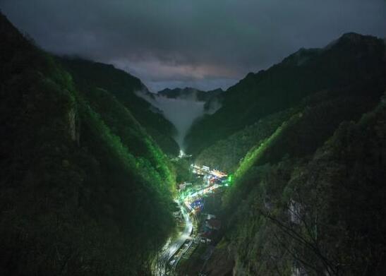 """""""文旅融合""""的尧治河 璀璨鄂西生态文化旅游圈"""
