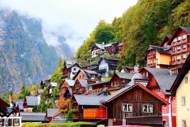 十座绝美欧洲小镇!寻一人白头 择一城终老