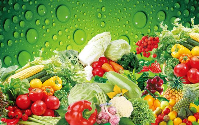 8种果蔬皮误食会致命 外皮鲜艳水果应削皮食用