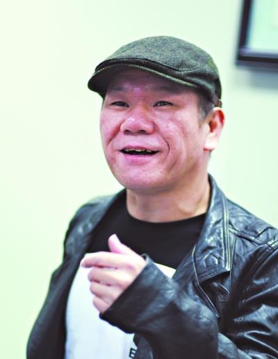 台湾歌手赵传来汉宣传:音乐节目都是口水歌