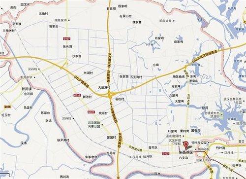 武汉三镇最新草莓采摘地图出炉图片