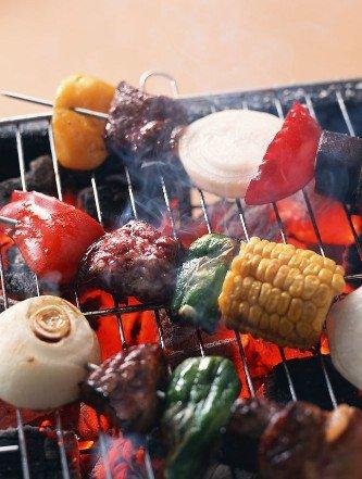 野炊烧烤图片户外烧烤图片家庭户外野炊图片