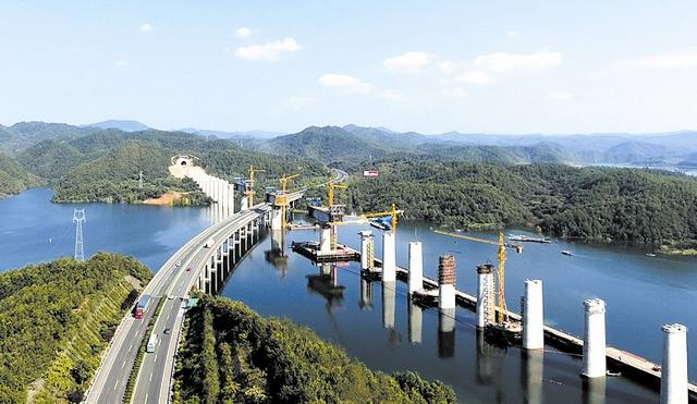 十堰重大交通运输项目建设进展如何?一起来看看