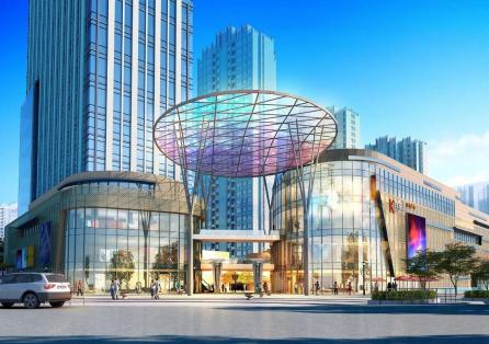 汇霖·K-MALL时尚广场开工仪式拉开帷幕