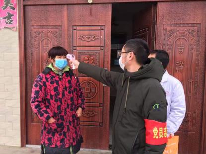"""潜江交投公司:把初心使命写在战""""疫""""一线"""