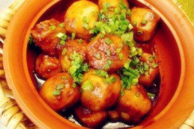 饭菜里的温情 芋头9种做法