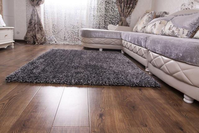 即使是一块地毯,我也喜欢挑来挑去!
