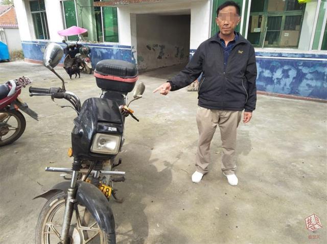 咋回事?荆州男子自己骑车摔伤 被追究刑事责任