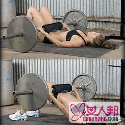 五个腰部力量训练方法 让你拥有强大腰部力量