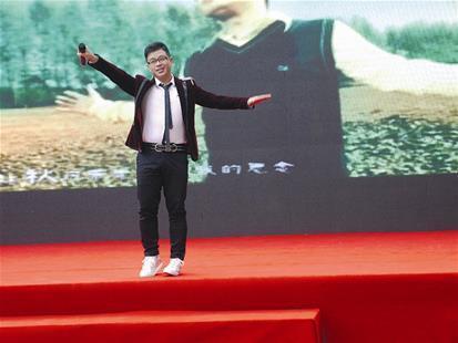 宜昌籍知名歌星代言反电信诈骗 活动现场火爆