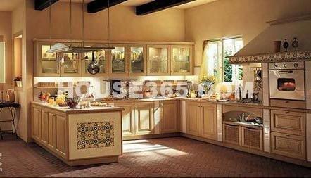 小户型橱柜效果图赏析 尽显厨房魅力