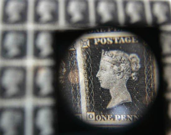 邮票知识 - 泼墨斋主人 - 泼墨斋主人