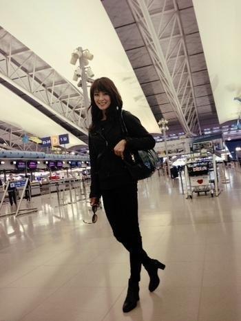 山田佳子:49岁身材火辣似少女要逆天啊