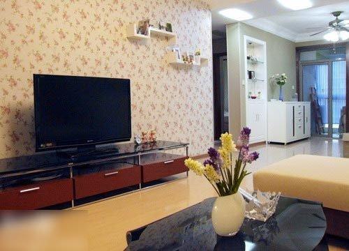 家居 起居室 设计 装修 500_360