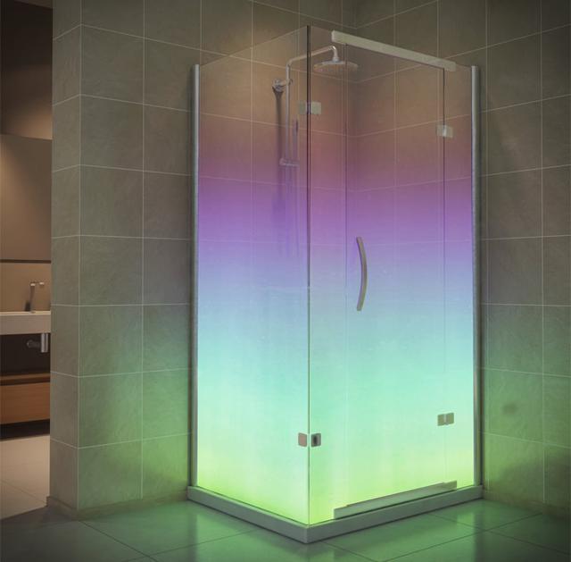 这些浴室设计让洗澡充满科幻感 看了就想用啊