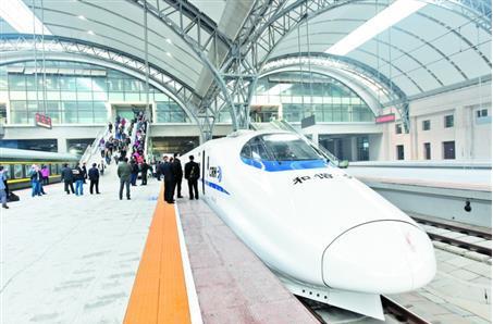 4月25日起武孝城铁可刷银通卡乘车 不需身份证