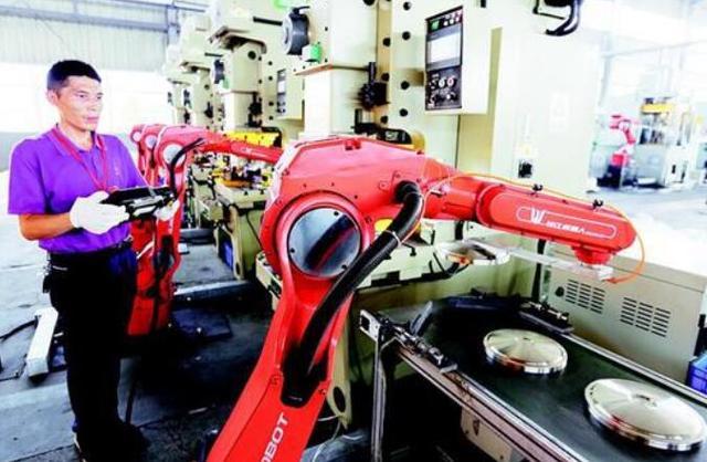 炊具巨头用上机器人 今年已获9亿元订单(图文)