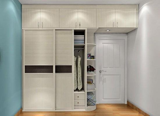 别再叫木工打衣柜,现在最流行的6种衣柜,让卧室告别杂乱图片