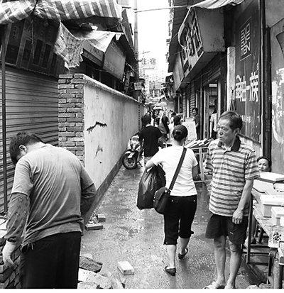 汉正街整体搬迁 汉口北谋建中部商贸物流中心