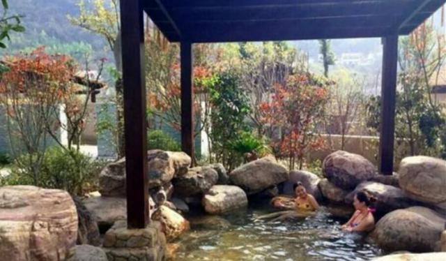 荆州市松滋曲尺河温泉度假村1月18日盛大起航