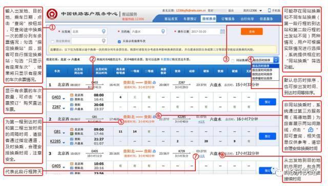 今起动车组列车可网上自主选座 具体操作攻略公布