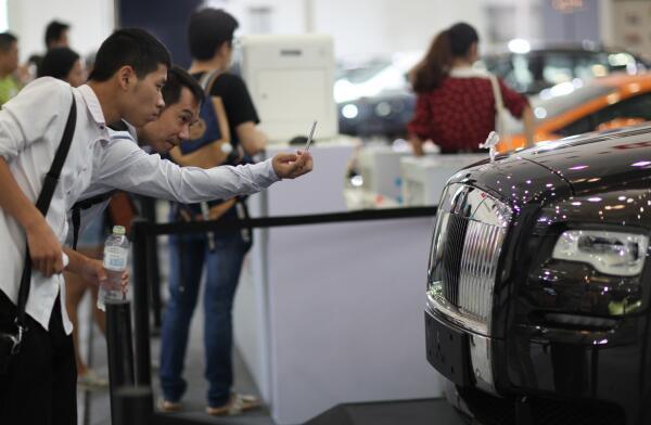 2017第18届武汉国际汽车展览会主题摄影大赛招募