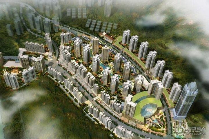 中庚香山新城