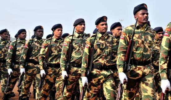 印度大学将向士兵授中文课 加强与中国文化交流