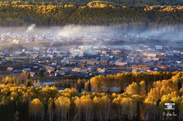 适合秋天出发自驾游路线 每一个都是上帝的私藏