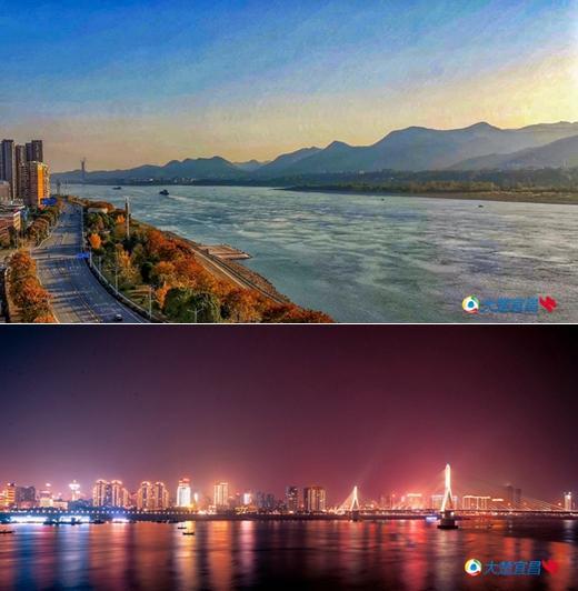 一城人的长江 少数人的江景