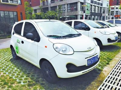 数量有限覆盖小还车难 共享汽车在汉推广遇梗阻