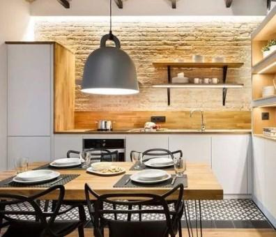 小户型厨房装修 弹性收纳合理布局