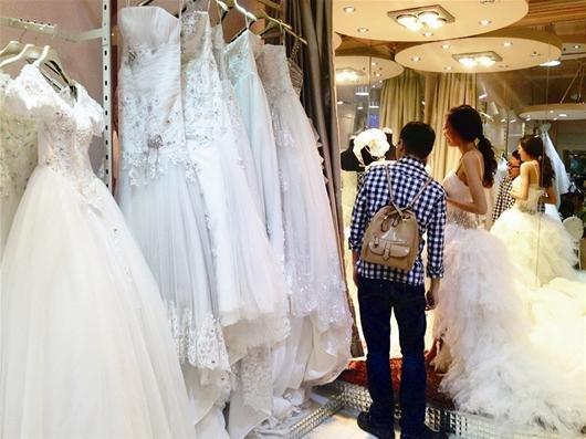 新娘婚纱店_婚纱店