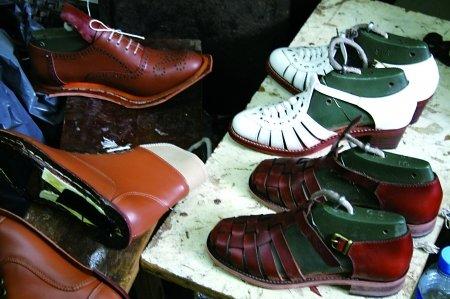 美术女孩回归传统 开网店卖手工皮鞋年入百万
