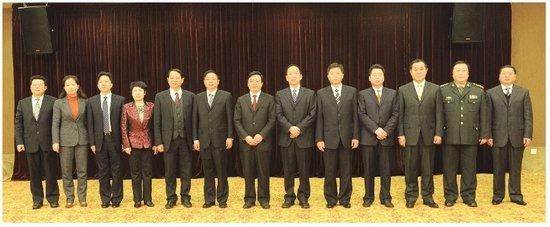 宜昌市委新领导班子产生 郭有明当选市委书记