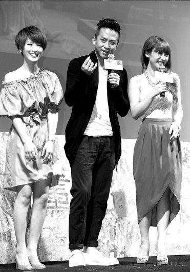 《画壁》发布主题歌MV 陈少琪赞邓超音似张学友