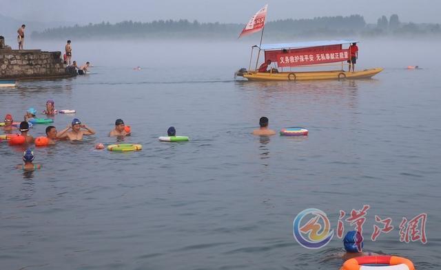 汉江义务救护队坚守一夏 93天救起27名溺水者