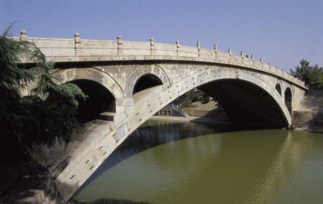 """语文课本里著名的""""赵州桥""""已经消失了"""