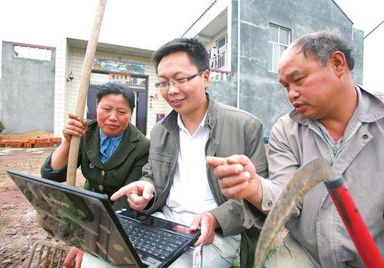2011湖北省青学联大会代表风采——曾正皓