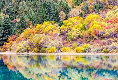 中国最美秋色榜单NO.1就在新疆!比九寨更勾魂!