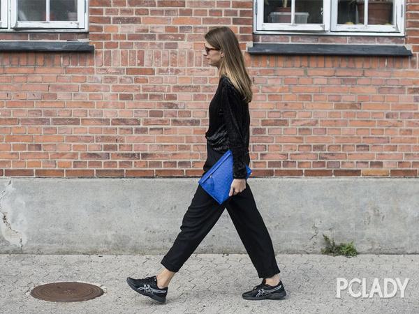 风格北欧-哥本哈根2017春夏时装周街拍纪实图片