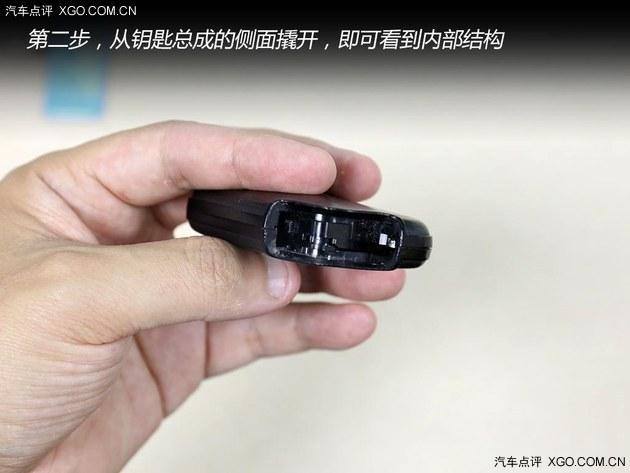 不如cr2032这类电池好买.   雷克萨斯ct200h遥控钥匙   此时高清图片