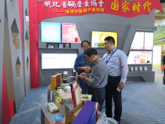 中国硒产业发展地区领导人圆桌会议举行