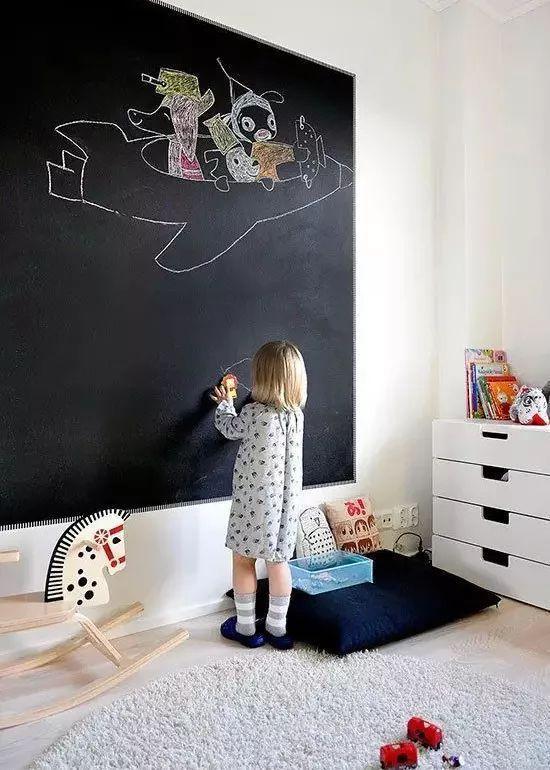 这里有那么多让墙面不再单调的方法,总有一款适合你
