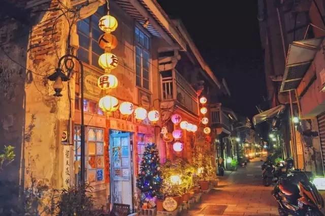 你只看见台北的文艺 却错过了台湾的老味道